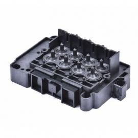 Адаптер для сольвентной печатной головы DX7